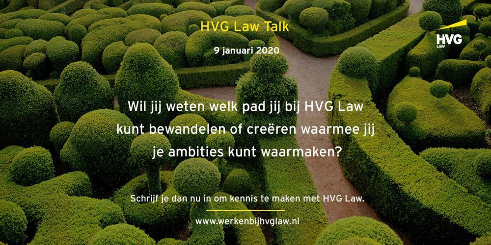 De HVG Law Talk